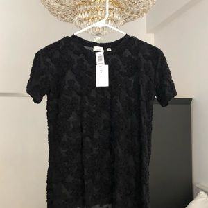 Aritzia Wilfred Tarascon T-shirt XS